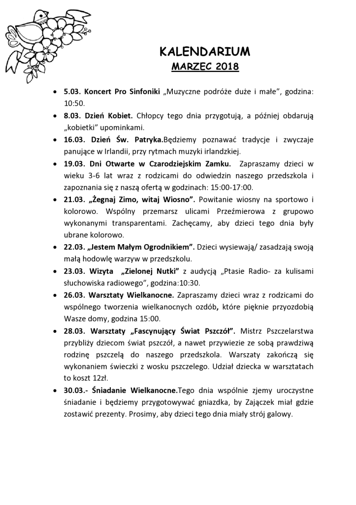 KALENDARIUM marzec 2018-page0001