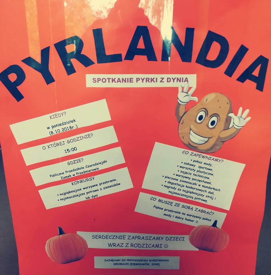 Pyrlandia